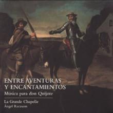 AA.VV.: Mùsica para don Quijote