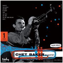 CHET BAKER: Featuring Dick Twardzik