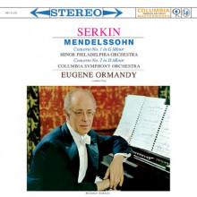 MENDELSSOHN: Concerti per piano NN.1 & 2