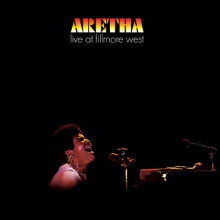 ARETHA FRANKLIN: Live at Fillmore West