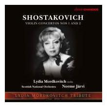 SHOSTAKOVICH: Violin Concertos NN.1 & 2