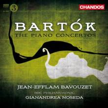 BARTOK: Concerti per piano NN. 1 - 2 & 3