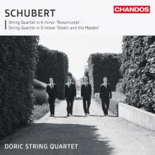 SCHUBERT: Quartetti - D 810 & D 804