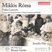 Rozsa: Opere Orchestrali Vol.3