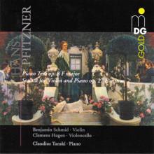 PFITZNER: Piano Trio Op.8 - Violin Sonata