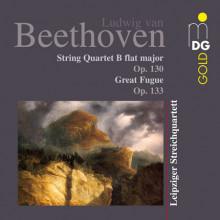 BEETHOVEN:String Quartet op. 130 - Great