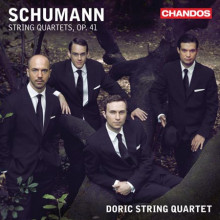 Schunmann: Quartetti X Archi Nn.1 - 2 & 3