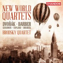 AA.VV.: New World Quartet