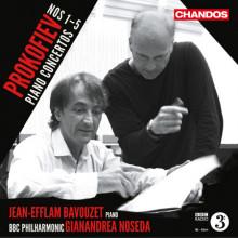 Prokofiev: Concerti Per Piano Nn.1 - 5