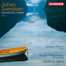 Svendsen Johan: Opere Orchestrali Vol.1