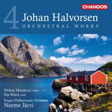 Halvorsen: Opere Orchestrali Vol.4
