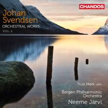 Svendsen Johan: Opere Orchestrali Vol.2