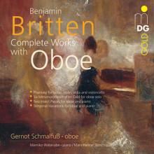BRITTEN: Integrale delle opere con oboe