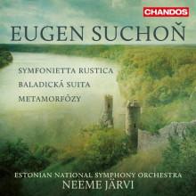 Suchon Eugen: Musica Orchestrale