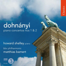 DOHNANYI: Concerti per piano NN. 1 & 2