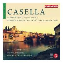 Casella: Opere Orchestrali - Vol.4
