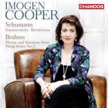 Imogen Cooper Suona Schumann E Brahms