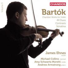 BARTOK: Opere per violino e piano - Vol.3