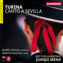 Turina: Musica Orchestrale