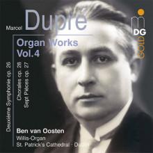 DUPRE': Opere per organo Vol.4