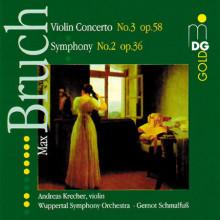 BRUCH: Sinfonia N.2 - Violin Concerto