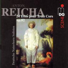 REICHA: Horn Trios