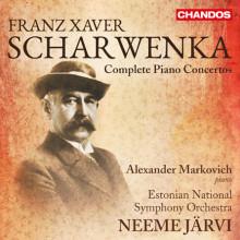 Scharwenka: Concerti Per Piano Nn.1 - 4