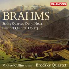BRAHMS:String Quartet N.2 - Clarinet Quint