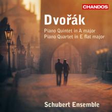 DVORAK: Quintetto Op.81 - Quartetto Op.87