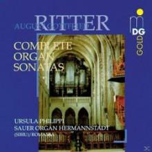 RITTER A.G.: Complete organ Sonatas