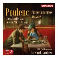 POULENC: Piano Concertos - Aubade