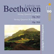 BEETHOVEN:String Quartets op. 18 - 3 & 18 -