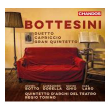 BOTTESINI:Duetto - Capriccio - Gran Quintett