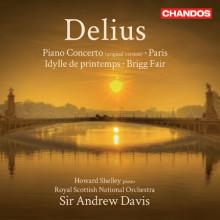 Delius: Opere Orchestrali