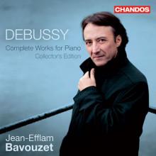 DEBUSSY: Opere per piano - integrale