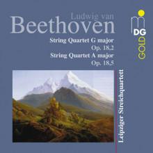BEETHOVEN:String Quartets op. 18 - 2 & 18 -