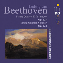 BEETHOVEN:String Quartets op. 127 & 132