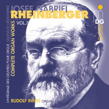 Rheinberger: Opere Per Organo Vol.7