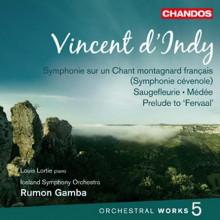 D'INDY:Symphonie sur un Chant montagnard