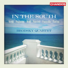 AA.VV.: In the South - Brodsky Quartet
