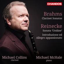 BRAHMS & REINECKE: Opere per clarinetto