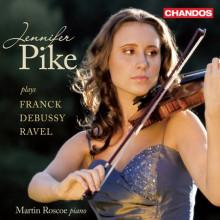 FRANCK - DEBUSSY - RAVEL: Sonate per violino
