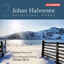 Halvorsen: Opere Orchestrali Vol.2