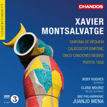 MONTSALVATGE: Opere orchestrali