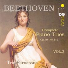 BEETHOVEN:Complete Piano Trios Vol.3