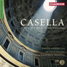 CASELLA: Opere orchestrali - Vol.1