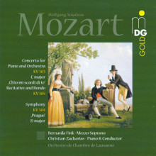 MOZART: Sinfonia KV504 - Concerto KV 503