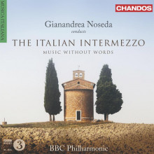 Aa.vv.: The Italian Intermezzo (noseda)
