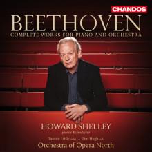 Beethoven:integrale Opere X Piano E Orc.