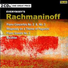 RACHMANINOV: Concerti per piano NN.1 & 2